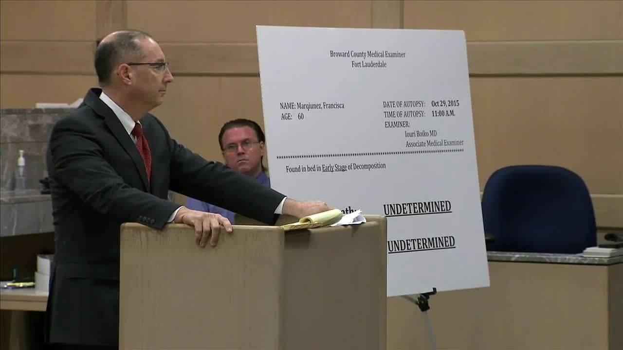 Ken Padowitz makes closing argument in Richard Patterson penis defense murder trial