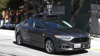 Self-driving cars targeted in Arizona