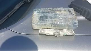 Package of cocaine washes ashore on Cocoa Beach