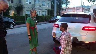 Miami Beach police officer sets up fake traffic stop for wedding proposal