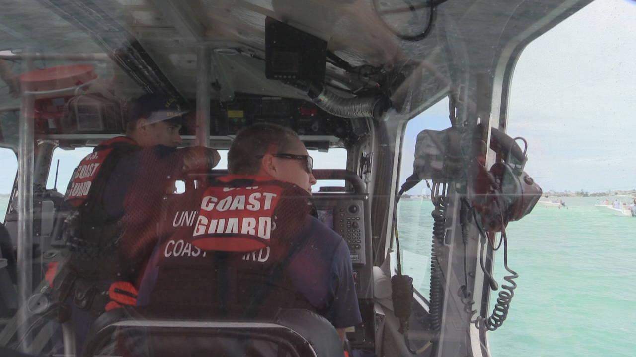 How the Coast Guard keep boaters safe along the Florida Keys 3