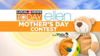 Win a trip to L.A. and Ellen's Mother's Day Show