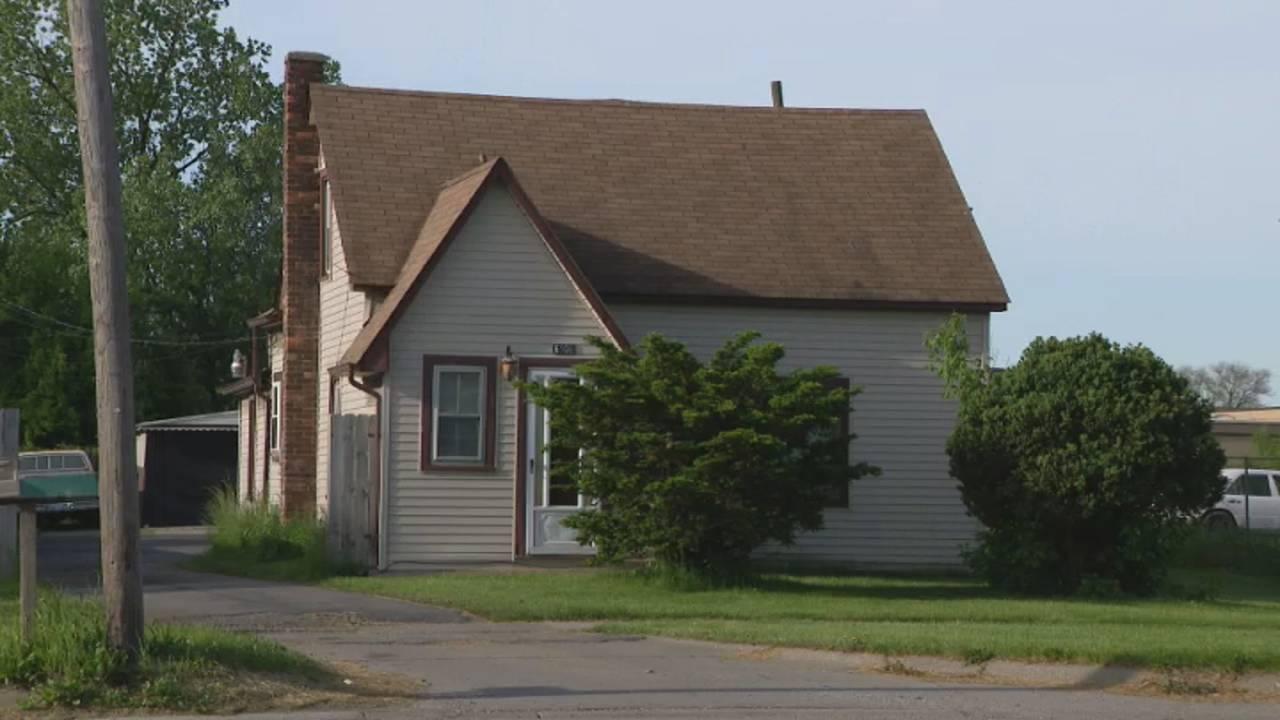 Prostitution house drug house Warren