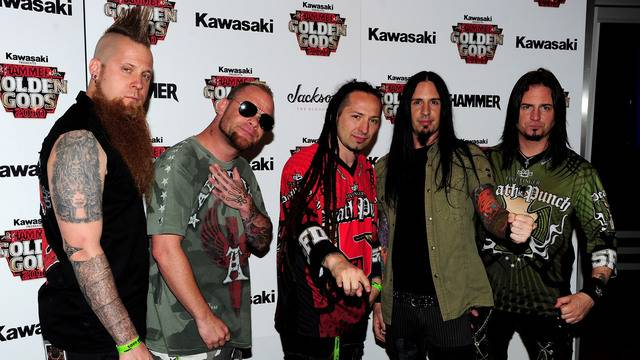 Five Finger Death Punch Will Co Headline With Past Tour Mates Shinedown