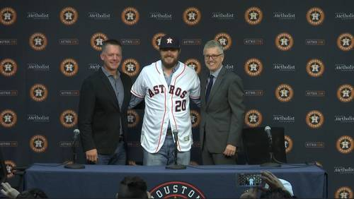 Wade Miley, Astros agree to $4.5 million, 1-year deal