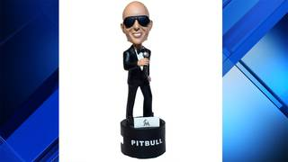 Marlins Park to give out Pitbull bobbleheads on 305 Day