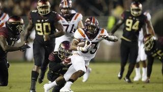 Virginia Tech cruises past Florida State in season-opener