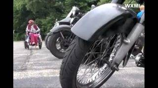 Michigan woman, 107, crosses motorcycle ride off bucket list