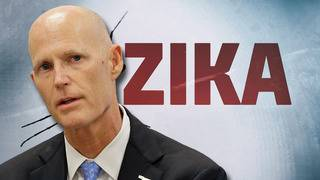 Gov. Rick Scott says stretch of Miami Beach cleared of Zika virus