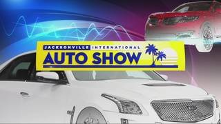 Cars rolling in for Jacksonville International Auto Show
