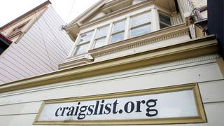 Craigslist shuts down its personals section