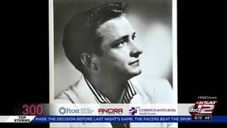 SA300: 300 San Antonians: Johnny Cash