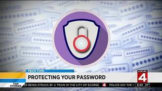 Protecting your password