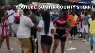 Panic erupts at Orlando-area Father's Day event