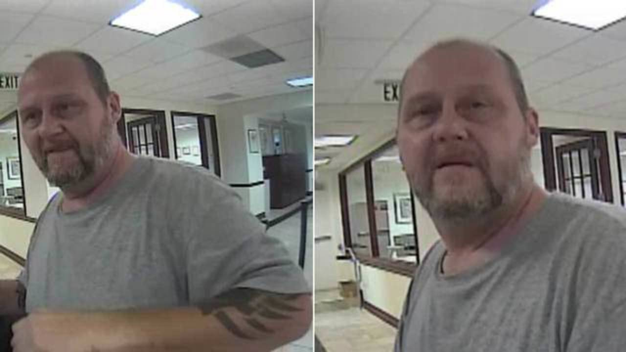 Accused BB&T bank robber