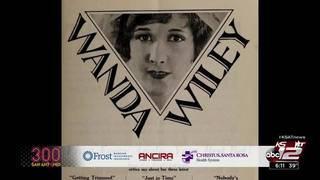 SA 300: 300 San Antonians: Wandy Wiley