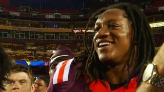 Buffalo Bills select Virginia Tech's Tremaine Edmunds with 16th overall&hellip&#x3b;