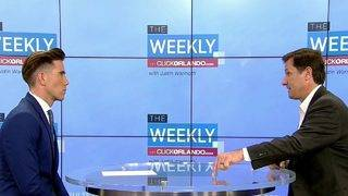 Florida Citrus Sports CEO talks bowl games on 'The Weekly'