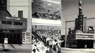 Throwback Thursday: Woodlawn history and why theater hosted 'The Alamo'…