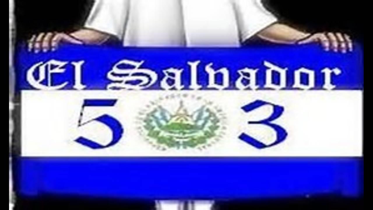 El Salvador 503 logo