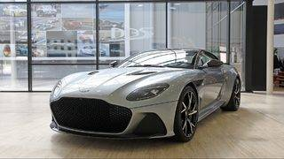 Aston Martin thinks it's worth as much as Ferrari