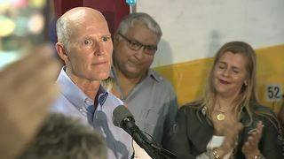 Gov. Scott calls for political prisoners to be freed in Venezuela, elections