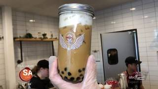 New Asian-Hispanic fusion shop offerings coffee-loaded drinks