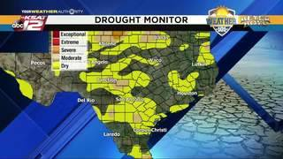 Weather 101: Drought Monitor 5-19-17