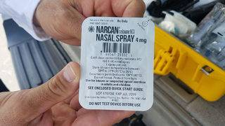 First responders leaving behind Narcan after responding to overdoses