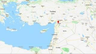 Turkish jets hammer Syrian town to oust US-backed Kurdish militia