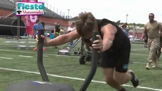 Fitness instead of food: Teens compete in obstacle course for&hellip&#x3b;