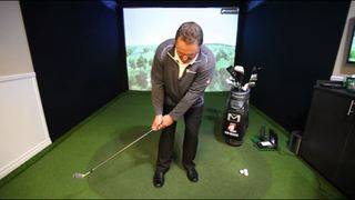 Video: How to avoid hitting the ball thin