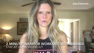 2-Minute Warrior Workout: Creative ways to use a skateboard or scooter