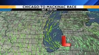 Chicago-to-Mackinac Race weather forecast: Too much wind could be a problem
