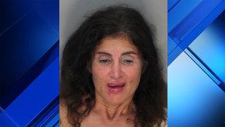 Woman tries to claw out man's eyes after barging into home in Miami&hellip&#x3b;