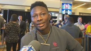 Hollywood's Marquise Brown leaving Oklahoma to enter NFL draft