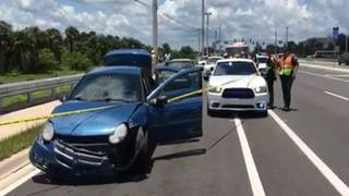 Deputies: Suspect leads bail bondsman on chase through Cocoa, Rockledge