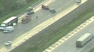 Driver killed after losing control of vehicle, spinning under