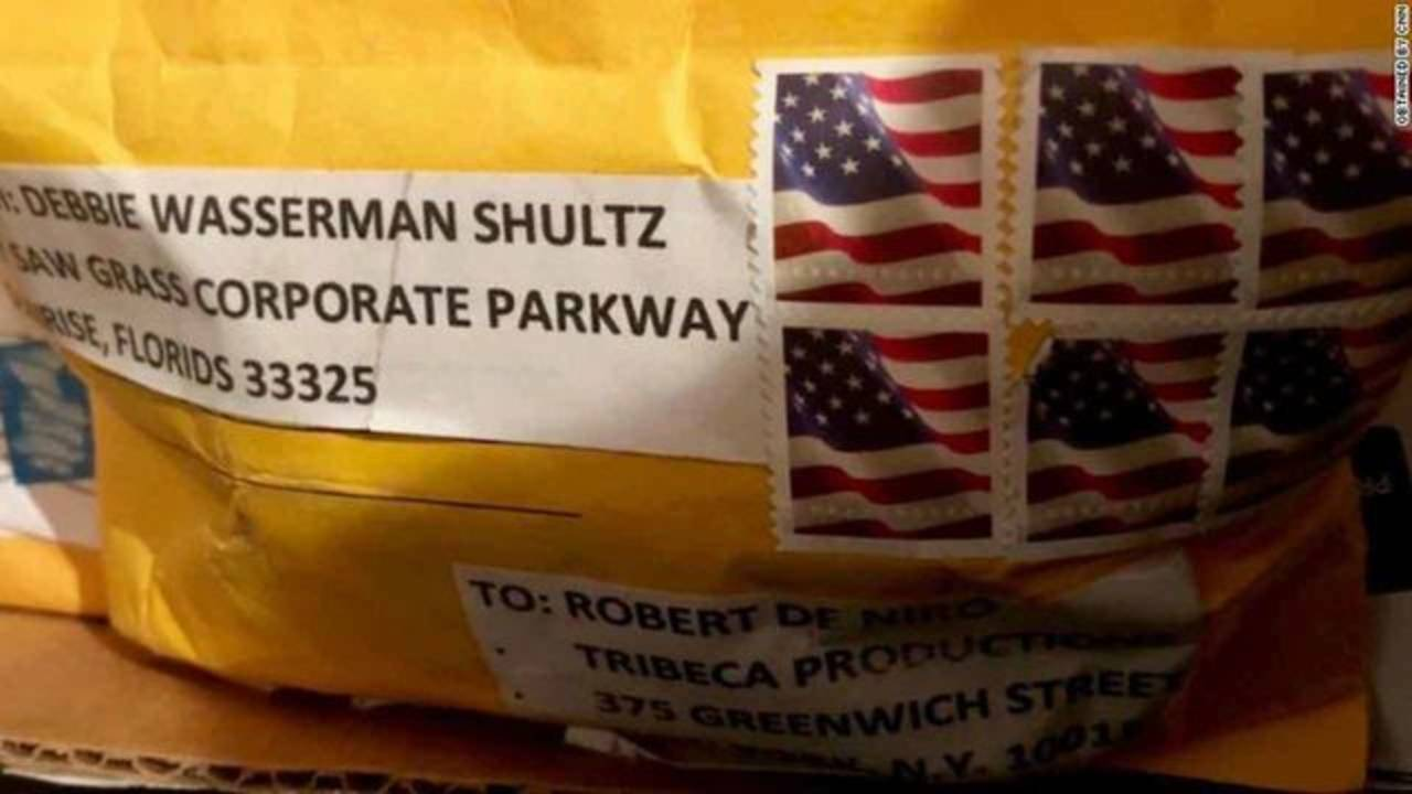 Suspicious Package Addressed To Robert De Niro In New York
