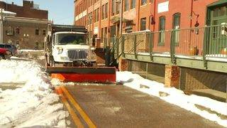 City crews 90 percent finished with clearing streets