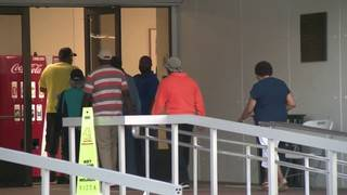 Early voting begins throughout South Florida