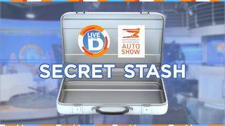 Secret Stash NAIAS Contest
