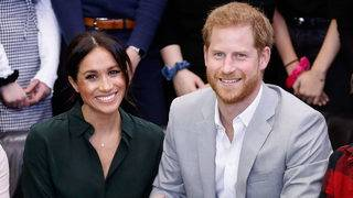 Meghan, Harry arrive in Australia to kick off royal tour