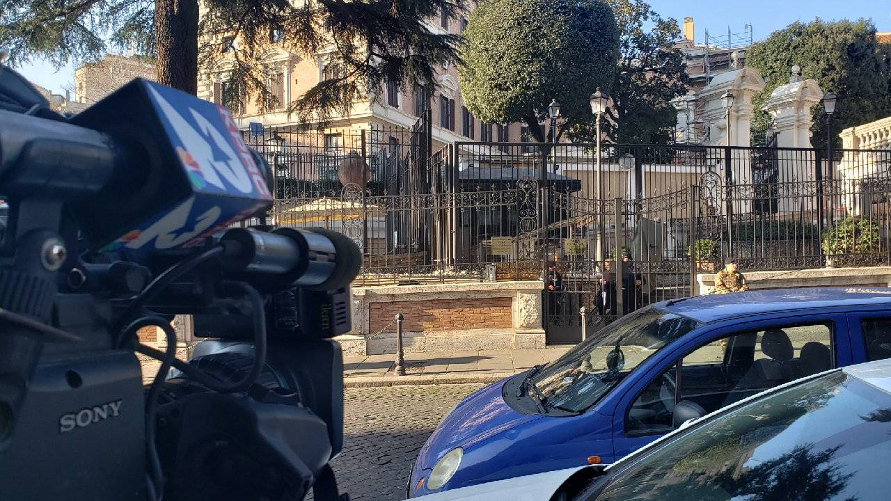 Waiting outside the Vatican Embassy_1550875085592.jpg.jpg