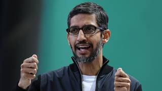 Google CEO to employees: 'Not close' to search in China