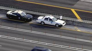 Miami police officer involved in hit-and-run crash on I-95