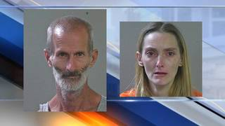 Couple arrested after kids found in cockroach-infested home