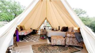 11 glamping spots you have to visit near San Antonio