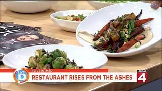 Restaurant Rises From The Ashes