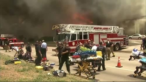 HFD Capt. Bill Dowling's widow sues Motorola after 2013 Southwest Inn fire